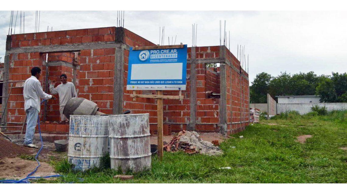 Cómo será el plan del Gobierno para construir 100 viviendas