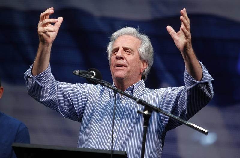 Tabaré Vázquez busca consolidar su triunfo en el balotaje de Uruguay