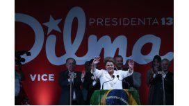 Rousseff exhortó a los brasileños a hacer avanzar al país