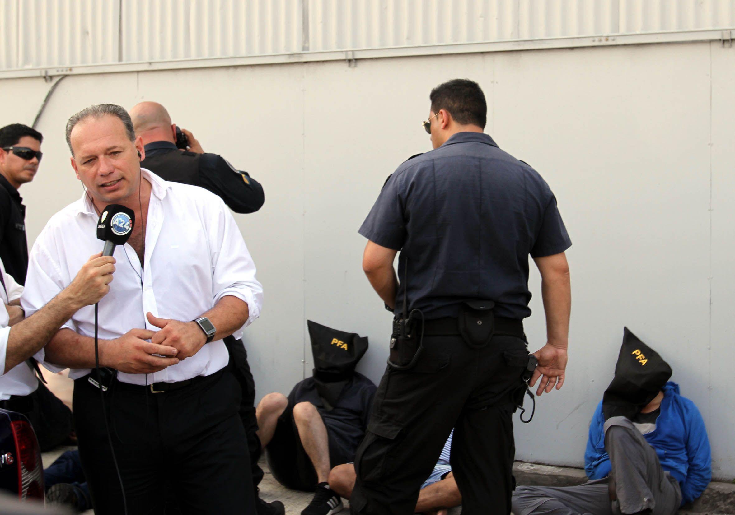 Berni estima que en la Ciudad hay unos 1.200 colombianos que delinquen