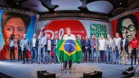 Fuerte caída de la bolsa de Sao Paulo tras la reelección de Dilma Rousseff