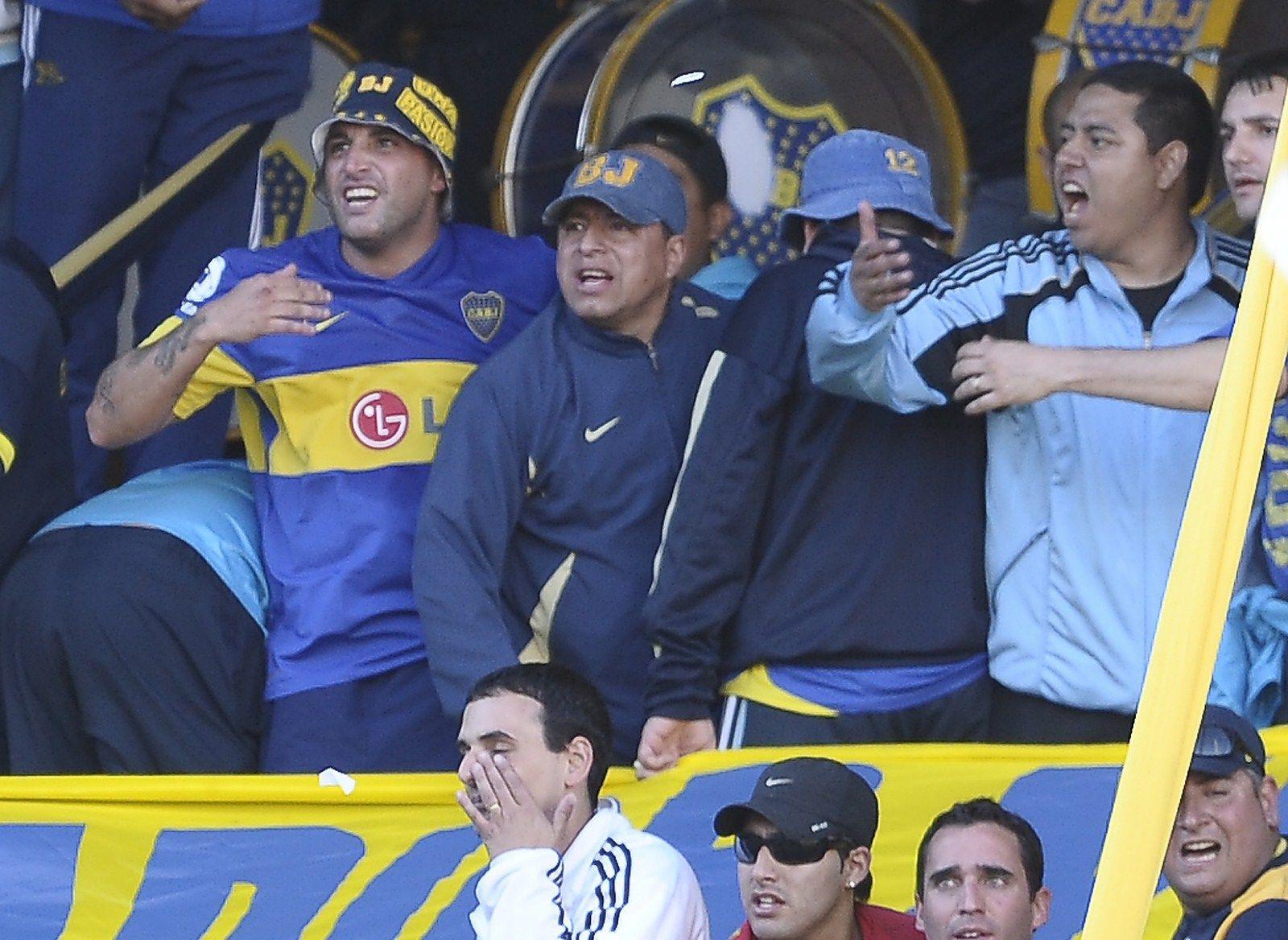 Confirmaron condena contra el barra de Boca Mauro Martín