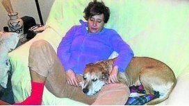 Al perro de la enfermera española lo mataron porque no había dónde meterlo