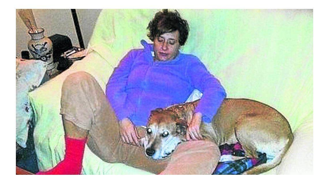 Dieron a conocer detalles sobre la muerte del perro de la enfermera española