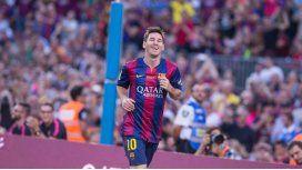 Messi, ¿homenajeado en el estadio del Real Madrid?