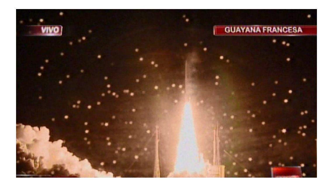 Mirá el lanzamiento del primer satélite argentino #ARSAT1