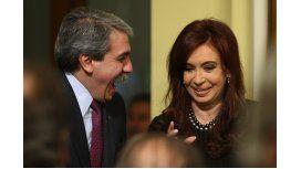Aníbal Fernández: Con mucho gusto votaría a Cristina para gobernadora