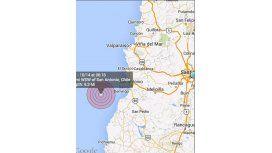 Cesó el alerta de tsunami en el Pacífico