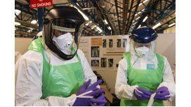 Rusia estima que en seis meses estará la vacuna contra el Ébola