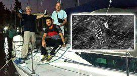 Confirman que el objeto encontrado en Brasil pertenece al velero argentino
