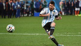 Argentina sigue en el podio del ranking FIFA