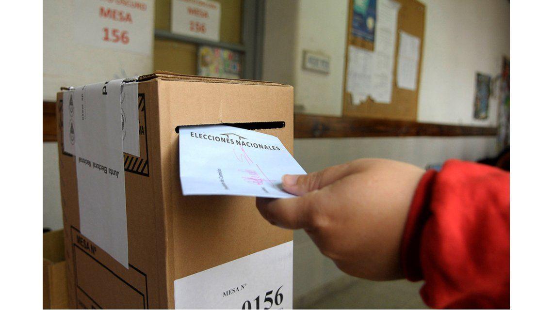 Piden que los presos con condena puedan votar
