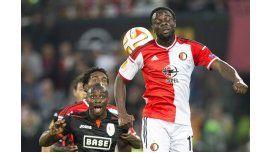 Nunca visto: Feyenoord ganó con un gol de lateral
