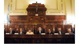 El fin de una etapa en la Corte Suprema