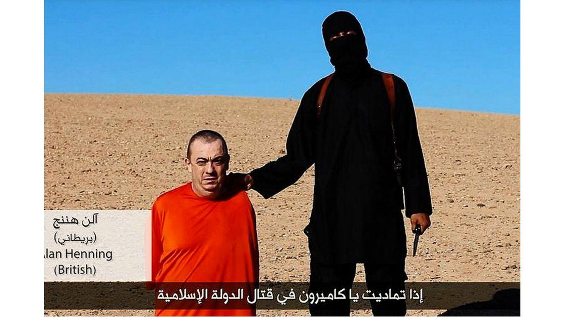 ISIS decapitó al rehén británico Alan Henning