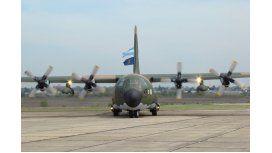 La Fuerza Aérea se suma a la búsqueda del velero argentino perdido en Brasil