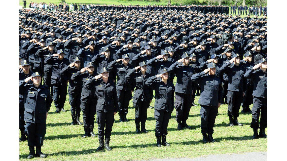 Policías bonaerenses amenazan con un sirenazo: Los salarios son caóticos