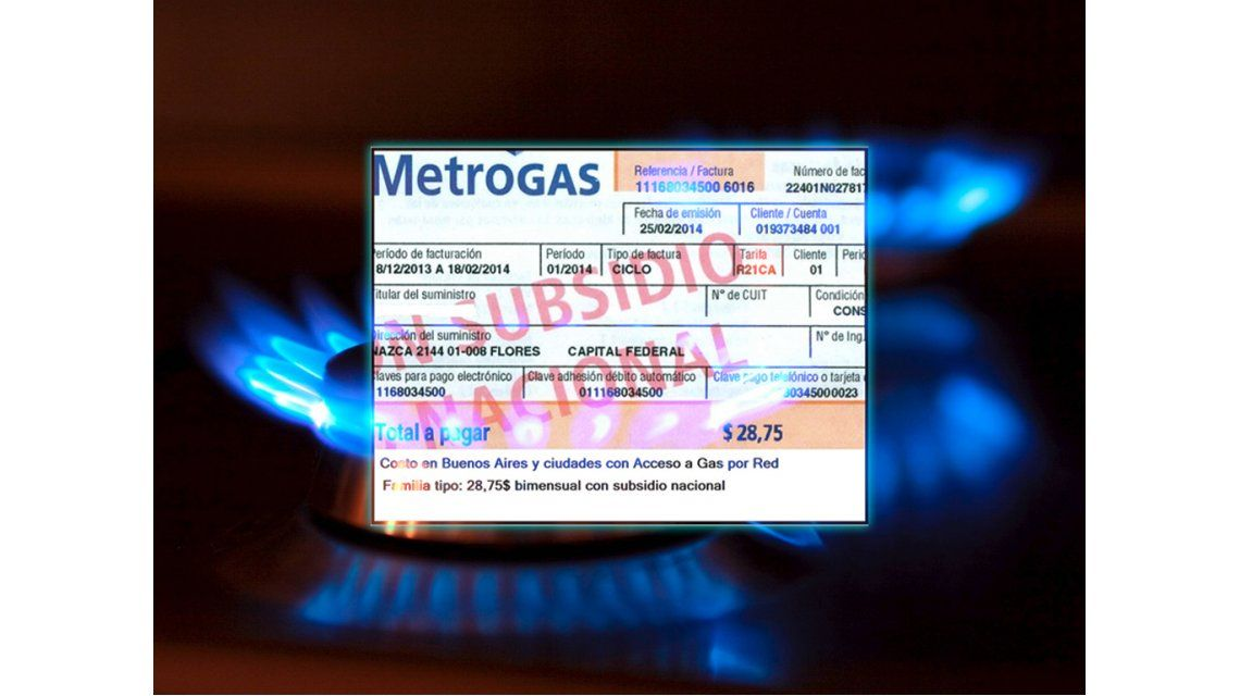 Intendente de Cambiemos le mandó una carta a Aranguren para que baje la tarifa del gas