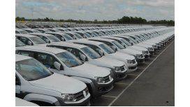 El patentamiento de autos cayó 21% en los cinco primeros meses del año