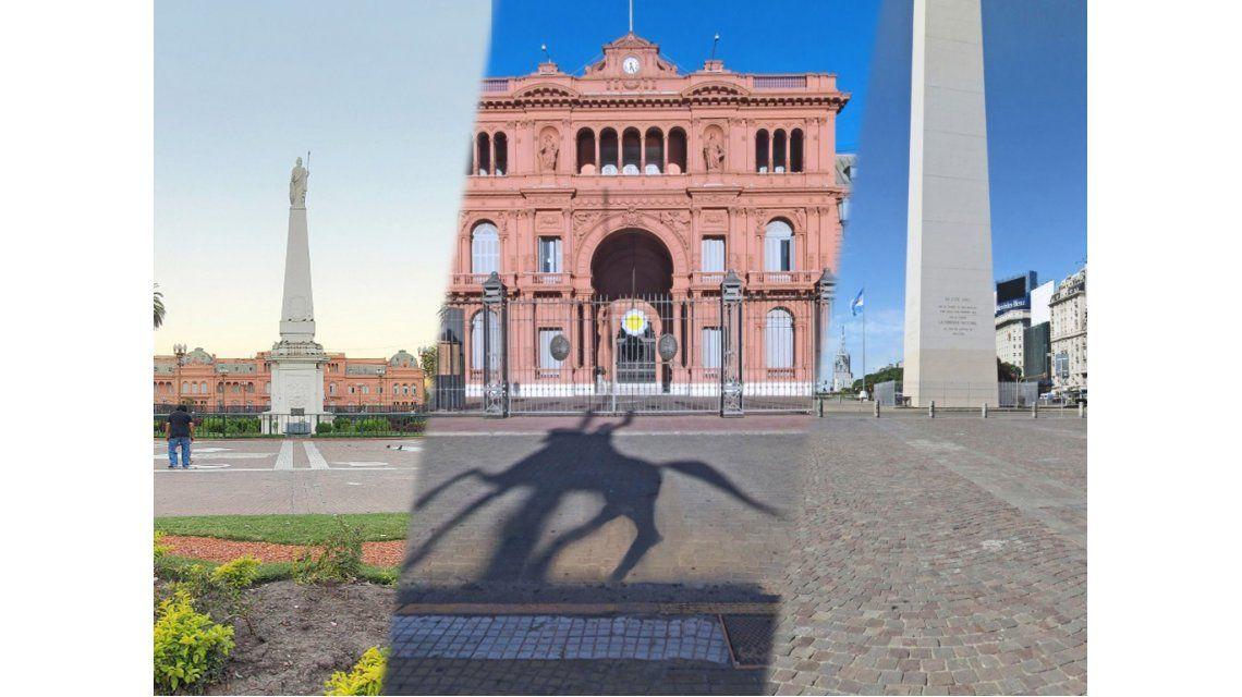 Las calles de la Argentina ya pueden verse en Google Street View