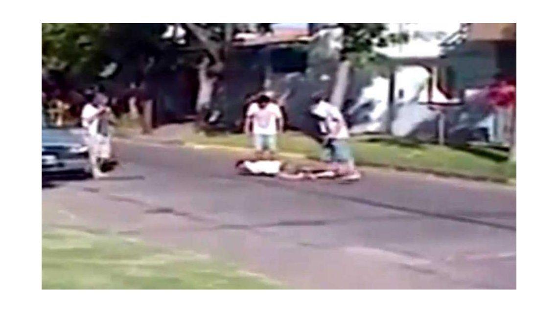 Prisión preventiva para los presuntos autores del primer linchamiento en Rosario