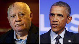 ¿Volvió la Guerra Fría? Gorbachov, duro con EE.UU.