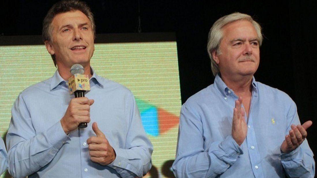 Para Pinedo, el candidato es Mauricio Macri porque es el mejor para ganar la próxima elección