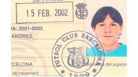 A 14 años de su arribo, mirá la primera habitación de Messi en Barcelona
