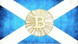 ¿Podría Escocia usar el bitcoin como moneda oficial?