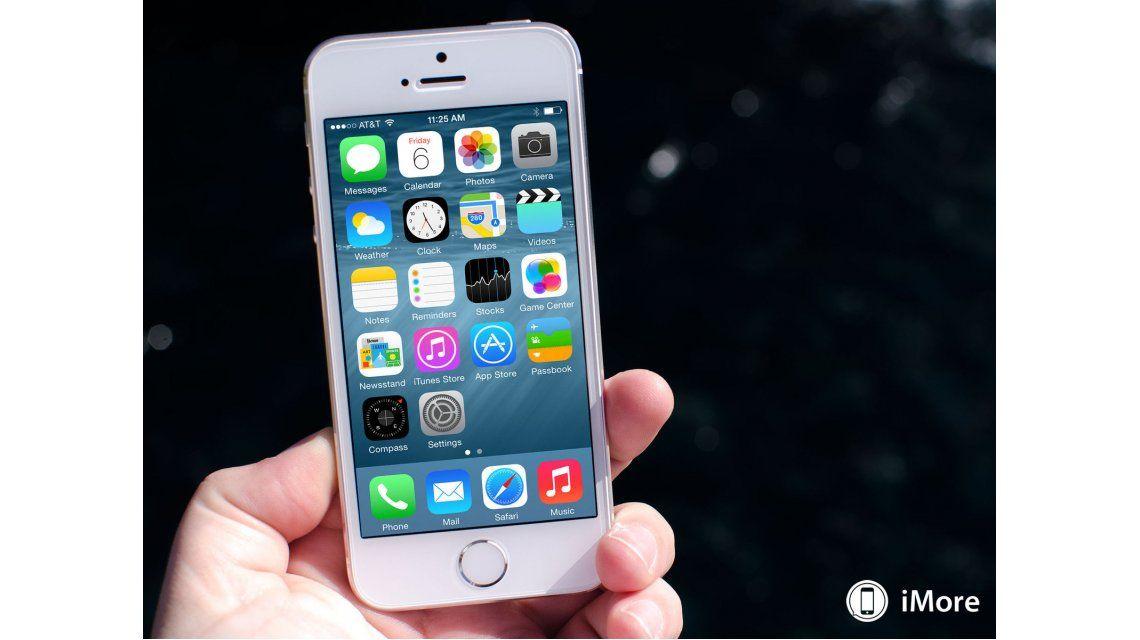 Ya está disponible una nueva actualización de iOS 8