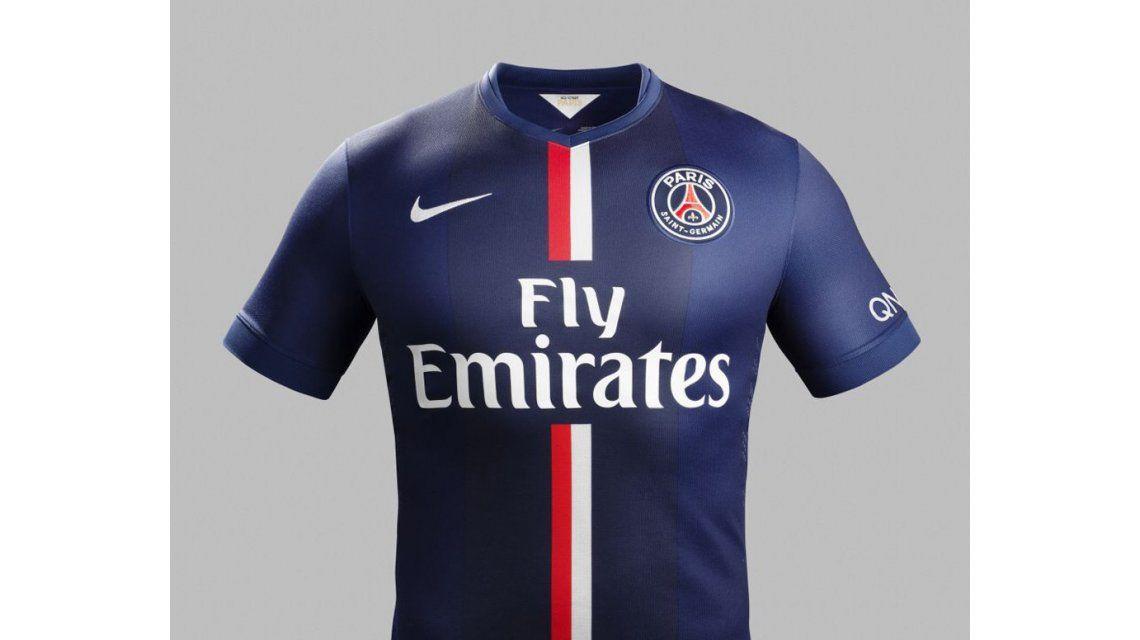 Los principales equipos de Europa presentaron sus nuevas camisetas  mirá  los modelos 5c28a6e9de379
