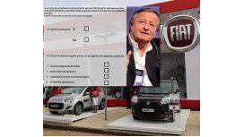 El Gobierno denuncia que Fiat quiere terminar con Procreauto
