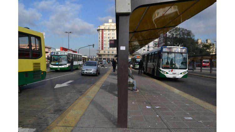 Lunes caótico por el paro de transporte en la Ciudad y el Conurbano