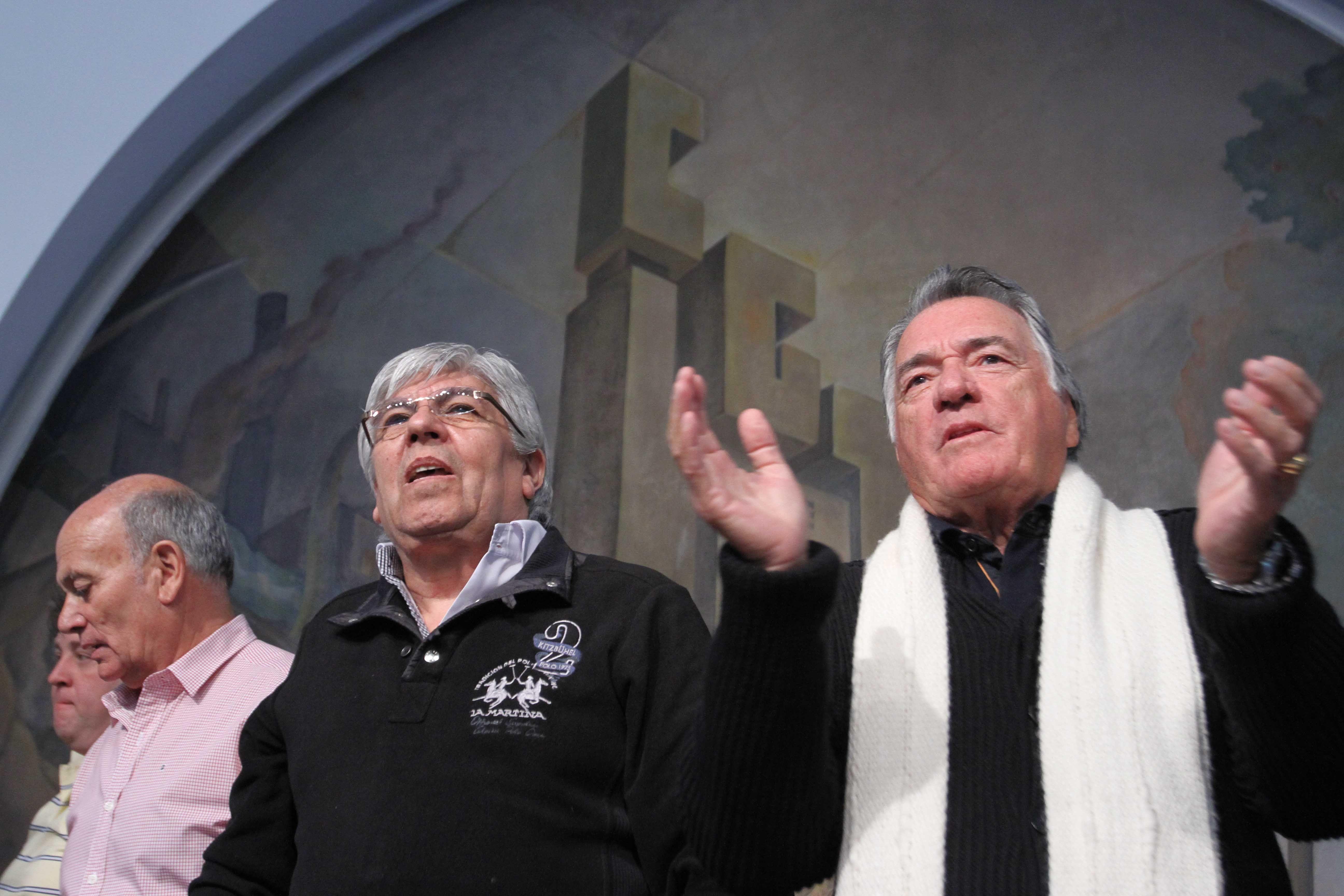 Plenario de la CGT: sindicalistas se reúnen en busca de la unidad