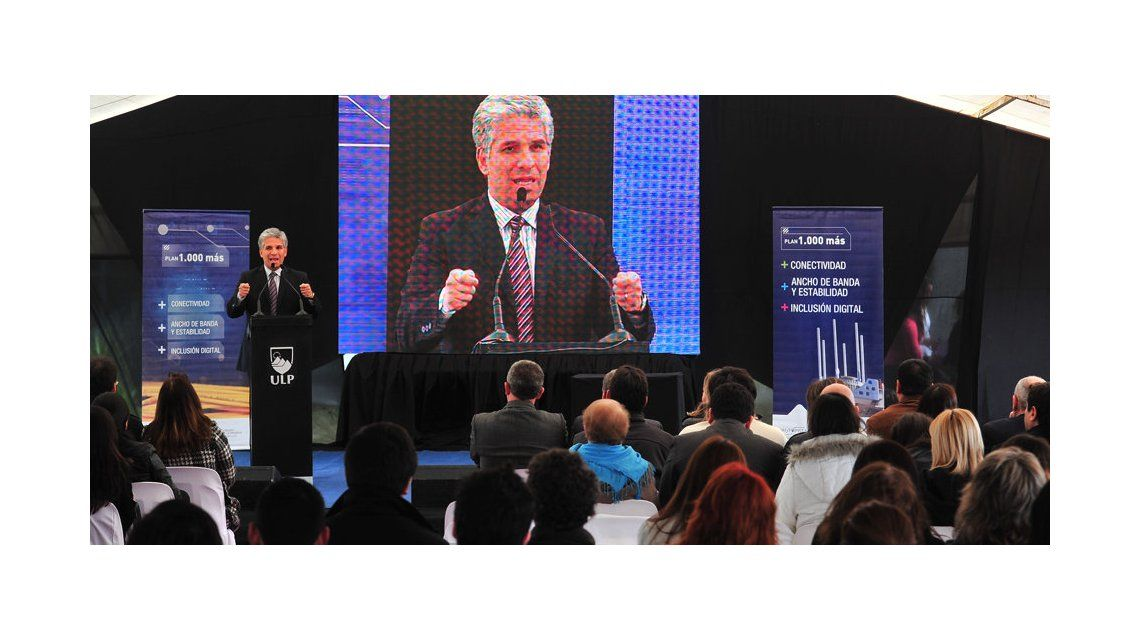 San Luis extenderá su conectividad y mejorará el ancho de banda