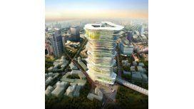 Ciudad sin Límites: un concepto de edificio futurista de 300 metros