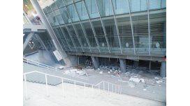 Violencia en Ucrania: estallaron dos bombas en un estadio