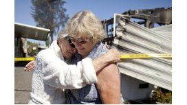 Estado de emergencia en el norte de California por el sismo