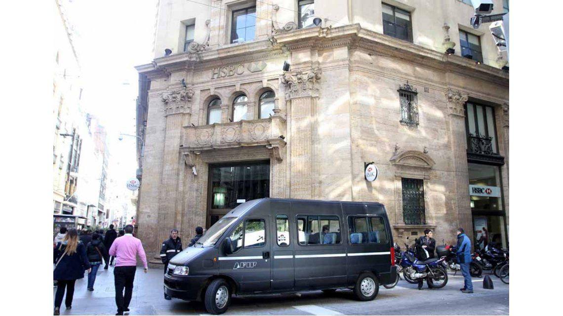 AFIP acusa al HSBC de haber lavado dinero y evadido impuestos por $600 millones