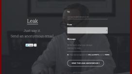 ¿Cómo enviar un mail anónimo para no ser descubierto?