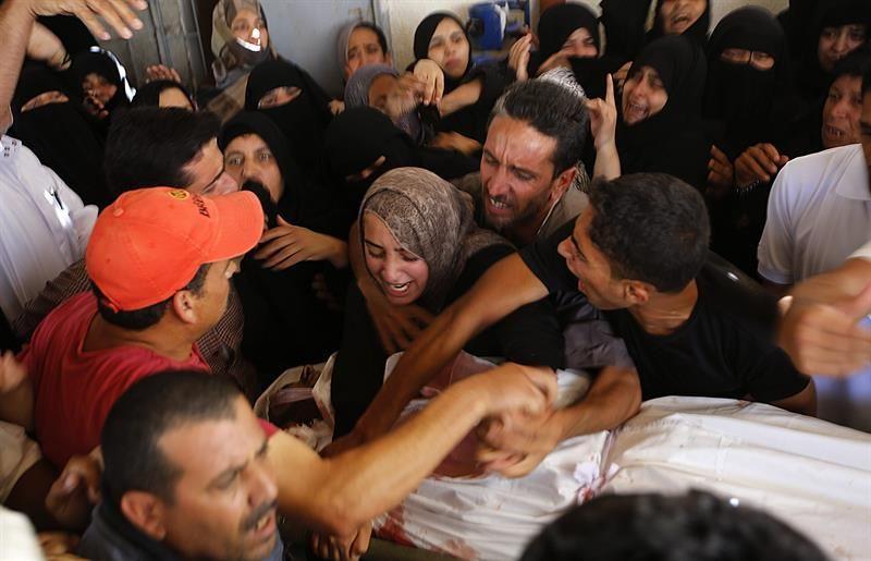 Tras un pedido de la ONU, Israel aprobó una tregua de cinco horas en Gaza