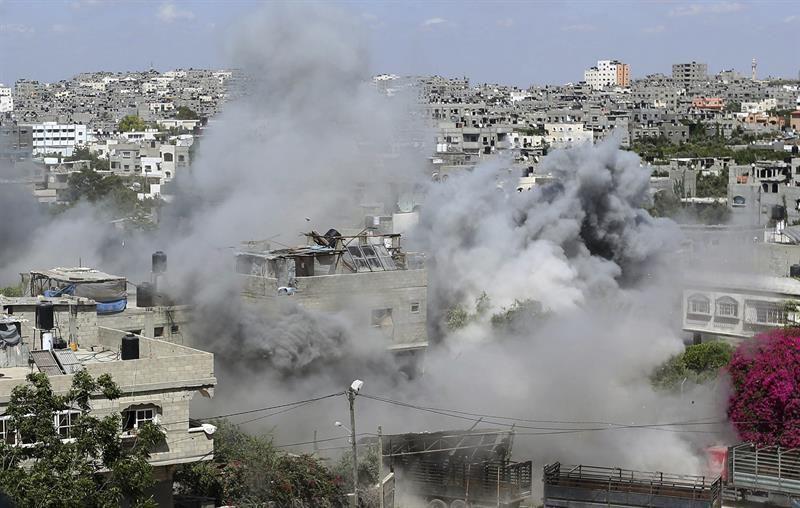 Fin de la tregua: Israel reanuda los ataques a Gaza en respuesta a Hamás