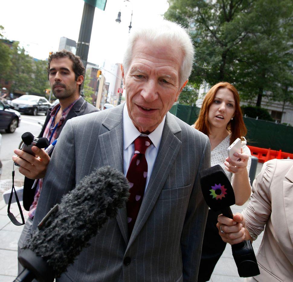 El Gobierno acusa a Pollack de ser vocero de los fondos buitre