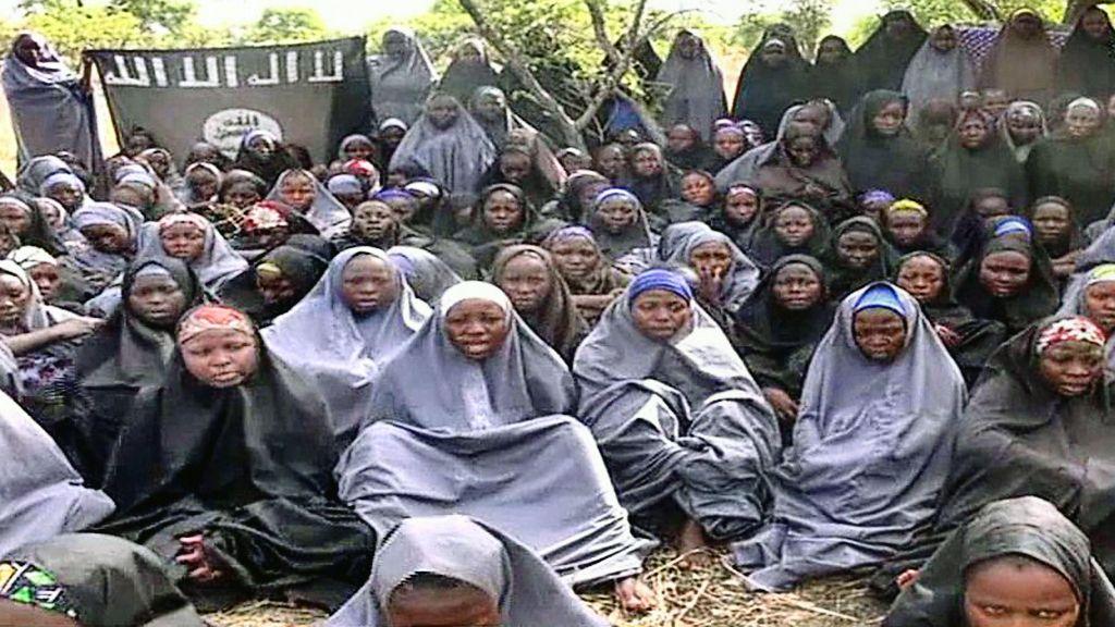 Liberan a 21 chicas secuestradas por Boko Haram en Nigeria hace dos años