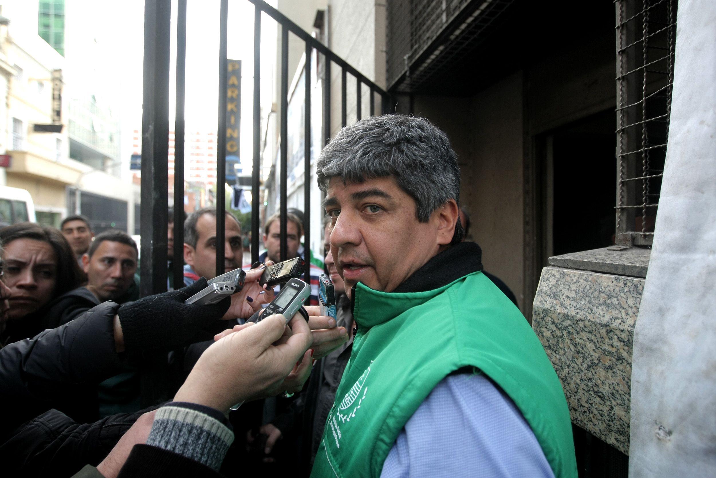 Pablo Moyano: Macri le dio todos los beneficios al campo y a las mineras