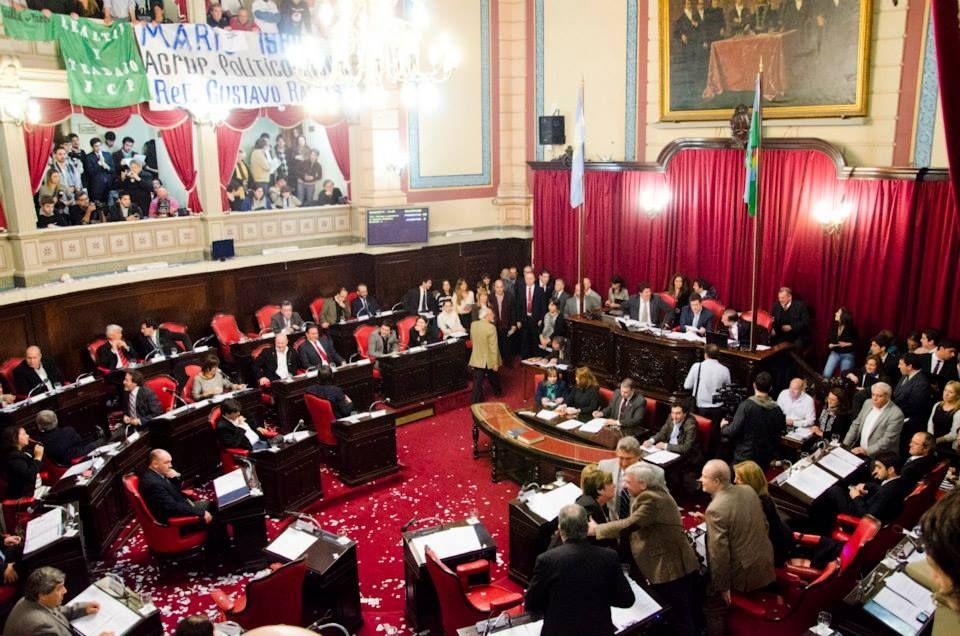 El Senado bonaerense prestó acuerdo para las nuevas autoridades del Bapro