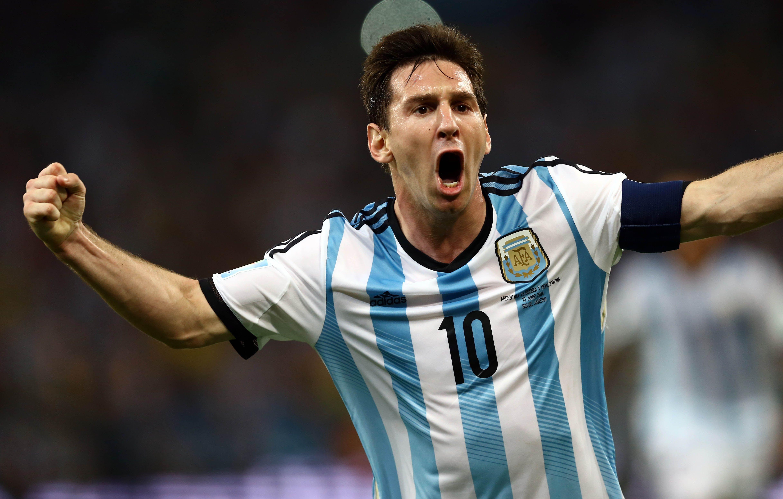 Lionel Messi: Era el debut y teníamos que ganar o ganar