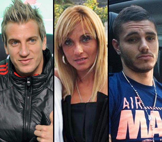 En las redes sociales piden que Maxi López se baje a la madre de Mauro Icardi