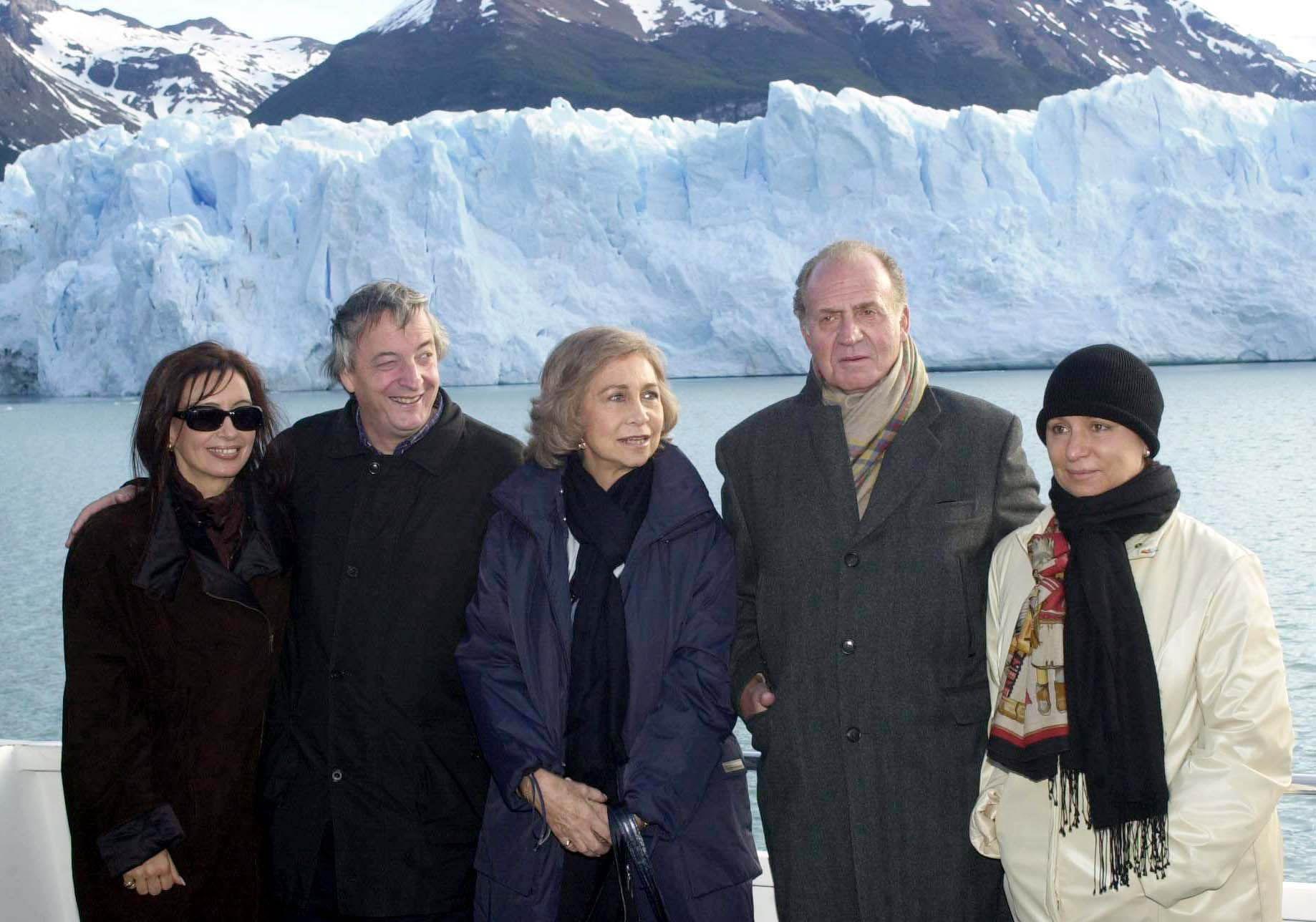La carta de Cristina Kirchner al rey Juan Carlos: Se aleja un amigo