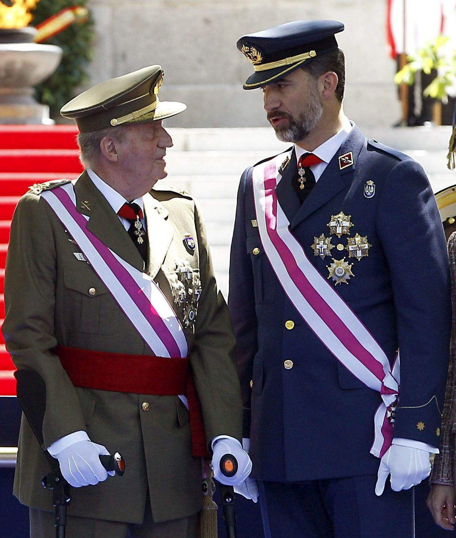 La coronación de Felipe VI se realizaría el 18 de junio